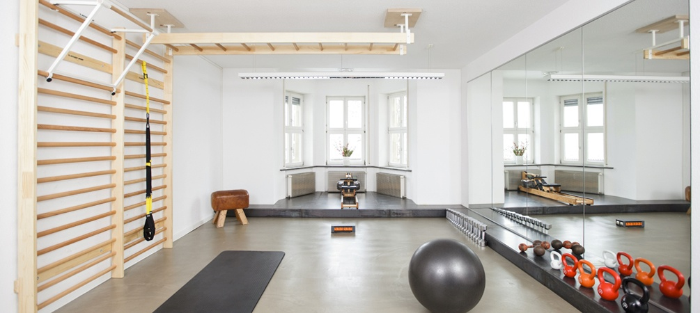 Personal Training Stuttgart - Turnhalle